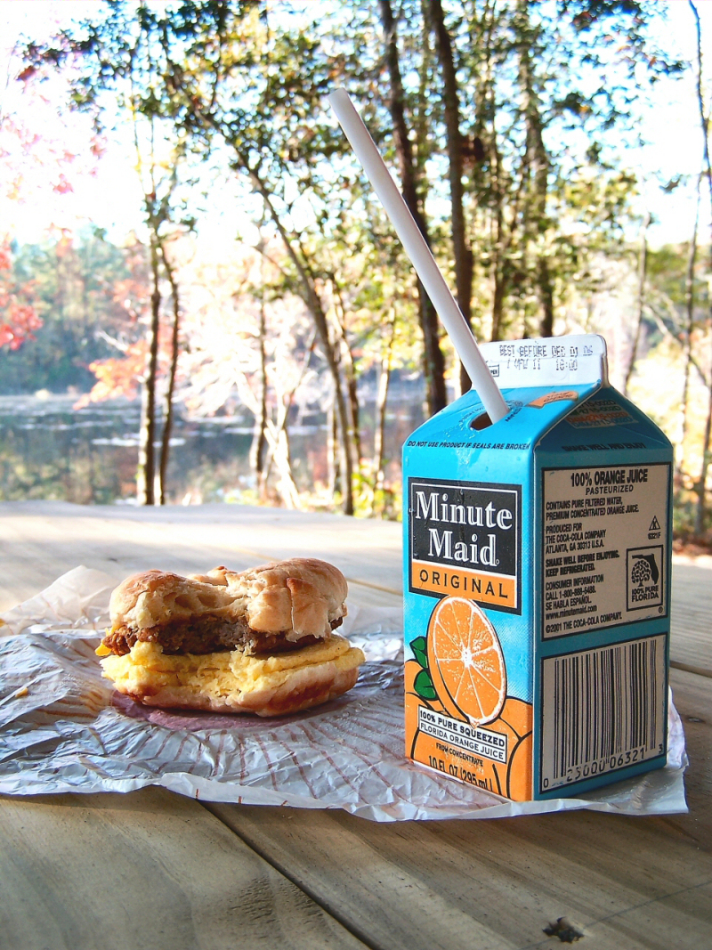 hinson lake nc breakfast
