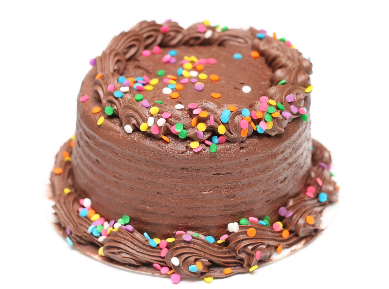 The Bakery At Walmart: Chocolate Cake